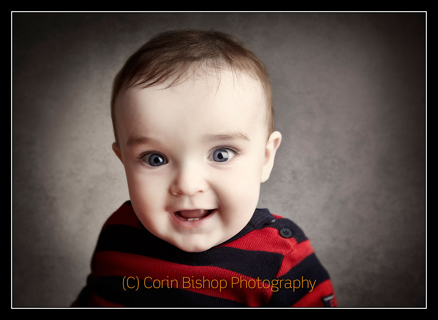 Portrait of Dylan by Corin Bishop Photography