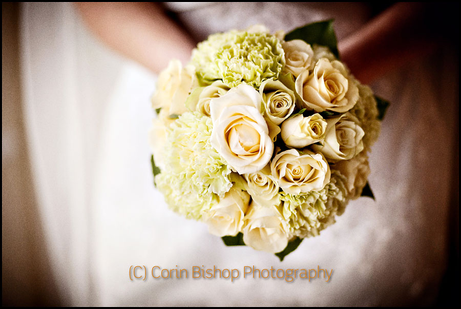 Wedding Bouquet - Photography by Corin