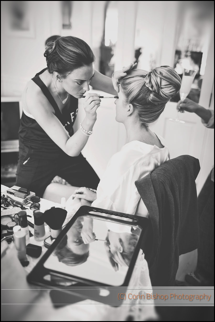 More Bride and Makeup Photographs