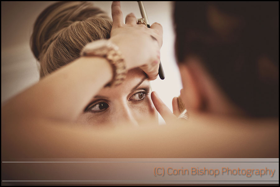 Yet more Bride and Makeup wedding photography