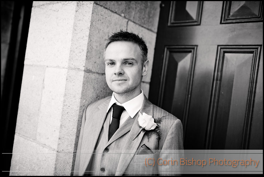I suppose I should include a photography of the Groom