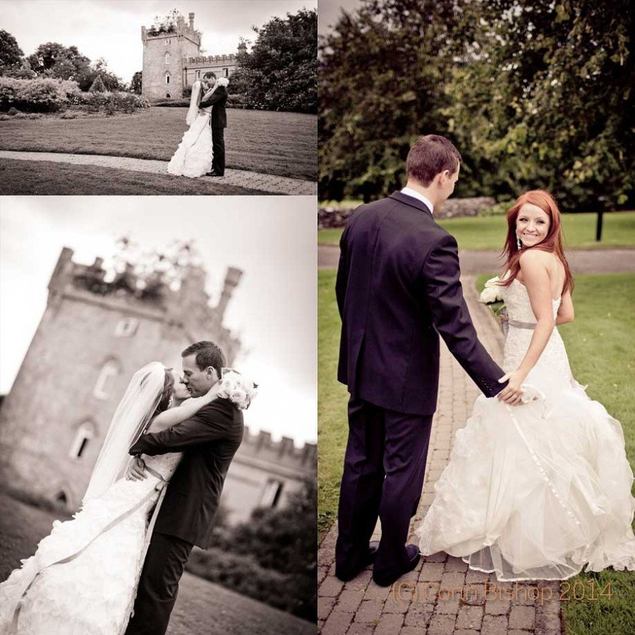 Romantic Castle Wedding in a secret location