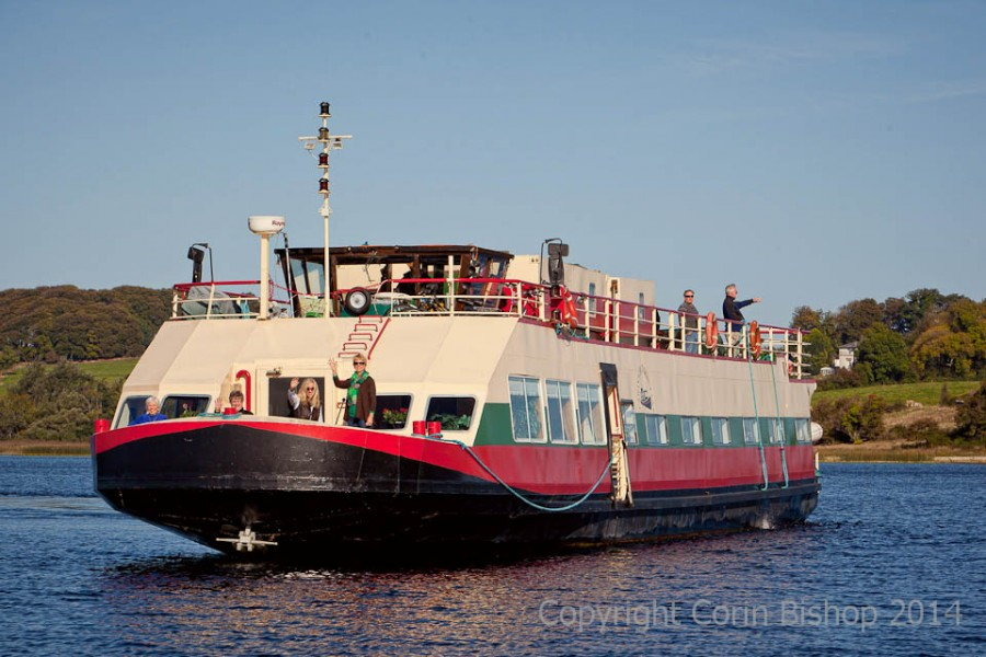 Shannon Princess Luxury Barge