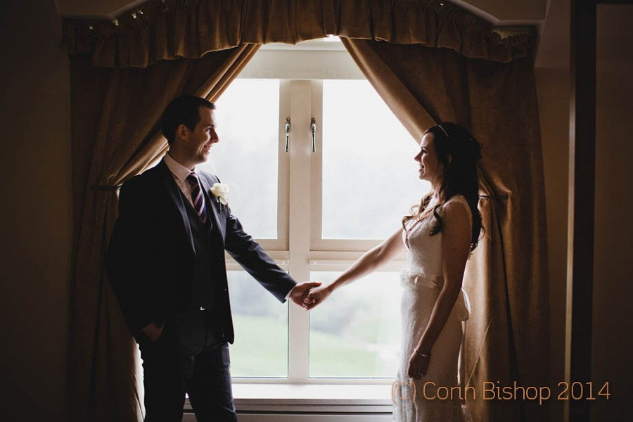 Bride and Groom Castleknock Wedding Photography