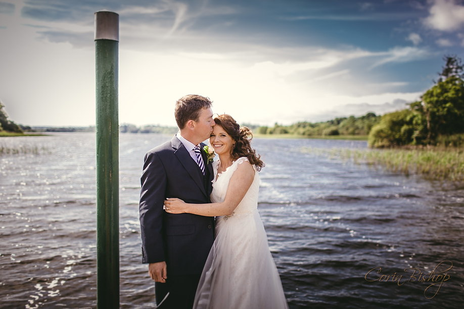 Kilronan Castle Wedding and Mountbellew Church by Westmeath Photographer Corin Bishop