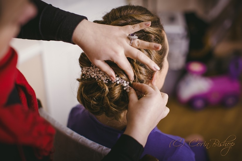 Wedding Hair peice