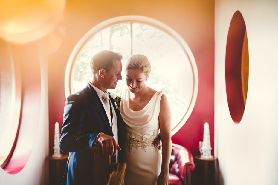 Super romantic vintage wedding at the Wineport Lodge 2017