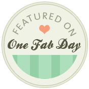 featued on onefabday.com